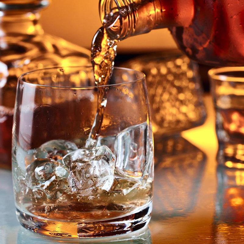 Design for Liquid Gold Whisky Co.